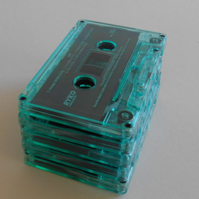 green tint cassette tapes