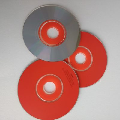 3 inch CD compact disc for jewelry making, crafts or art projects